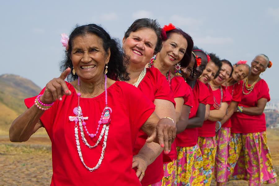 Divulgação - Meninas de Sinha